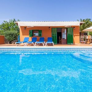 Ses Salines Cottage With Private Pool And Barbecue photos Exterior
