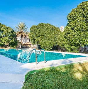 Apartment With 3 Bedrooms In Alcudia With Wonderful Lake View Pool A photos Exterior