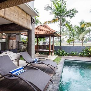 2 Bedroom Villa Julia Stunning With Padi Field View photos Exterior