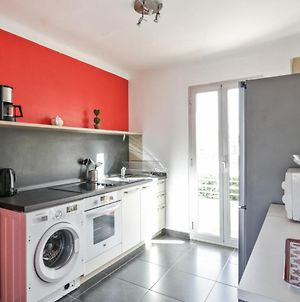 Design Flat With Balconies In Antibes Center 10 Min To The Beach - Welkeys photos Exterior