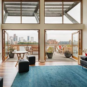 Converted Warehouse Flat Sleeps 6 W Thames Views photos Exterior