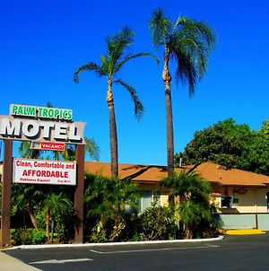 Palm Tropics Motel photos Exterior