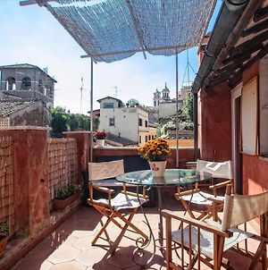 Wonderful Terrace At Piazza Del Fico With Ac And Wi-Fi photos Exterior