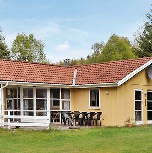 Three-Bedroom Holiday Home In Silkeborg 7 photos Exterior