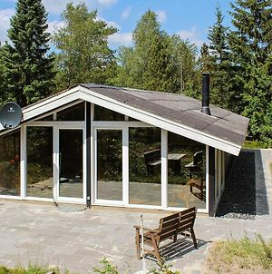 Three-Bedroom Holiday Home In Herning 2 photos Exterior