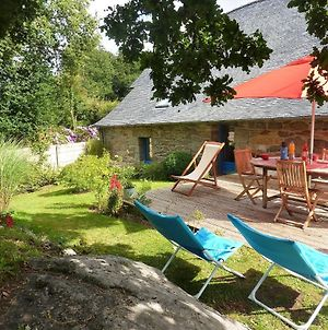 Vintage Holiday Home In Huelgoat With Spacious Garden photos Exterior