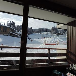 Morillon Station Appart 7 Personnes - Plein Sud - Ski In & Ski Out - Meubles Neufs, Confortables & Propres photos Exterior