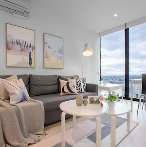 Mh06 #Lovely Apartment In Melbourne Cbd-1B1B photos Exterior