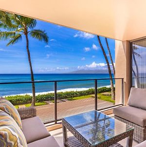 Beautiful Renovated Mahana Condo214 1Bed/1Bath Direct Oceanfront In Kaanapali photos Exterior