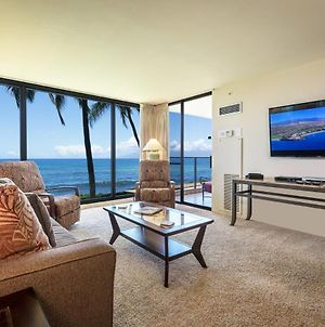 Newly Decorated Mahana Condo 215 Breathtaking Full Ocean View In Kaanapali! photos Exterior