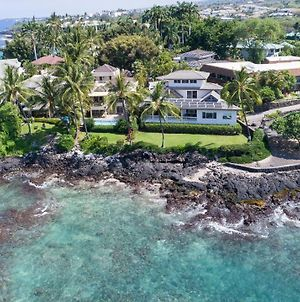 Ali'I Point Spacious And Private Oceanfont Villa With A/C photos Exterior