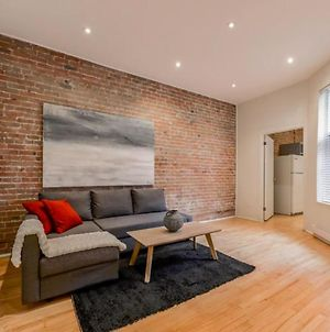 3-Bedroom Apartment On Montreal'S St-Denis Street photos Exterior
