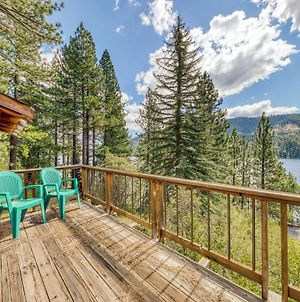 Classic Donner Lake View Cabin photos Exterior