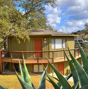Treehouse Bungalow Steps From Lake Travis, Pool & Hot Tub, Next To Marina photos Exterior