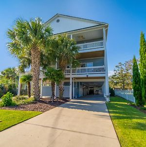 Stairway To Havens North - Stunning Home Just A Quick Golf Cart Ride To The Beach! photos Exterior