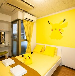 Pikachu Fan Art Den Den Anime Namba Osaka Pa02 photos Exterior