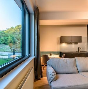 Bratislava Center, River Front, Private Parking Included photos Exterior