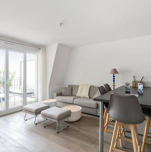 Modern Flat With Large Balcony 10 Min To Paris And La Defense - Welkeys photos Exterior