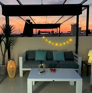 Higuericas Costa 412 - Rooftop Terrace And Pool View 300 M From Beach photos Exterior