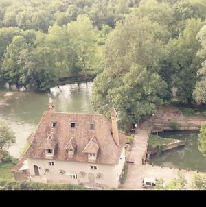 Charmant Moulin Avec Spa 15 Min De Tours photos Exterior