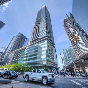Luxury 1Br Scotiabank Arena, Rogers Centre Cn Tower photos Exterior