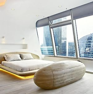 Sky Light - The Best Studio Apartment In Moscow 57Th Floor Empire Building photos Exterior