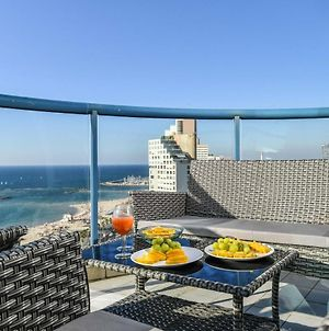 Sea View On The Beach W/ Balcony & Parking By Sea N' Rent photos Exterior