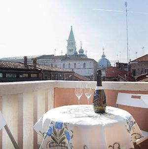 Venice Luxury Terrace View Of San Marco photos Exterior