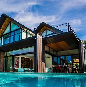 Californian Beachfront Architect Villa With Pool In Anglet photos Exterior