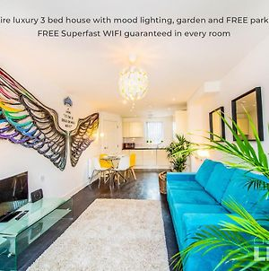 Liverpool House - Boutique Town House - Close To Centre - Free Parking - 4 Cars photos Exterior
