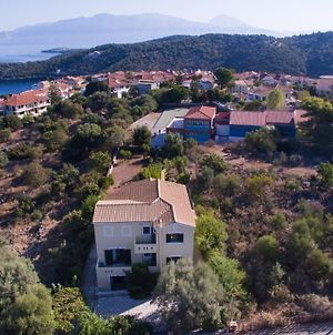 Elegant, Private Villa With Sea View, Meganisi photos Exterior