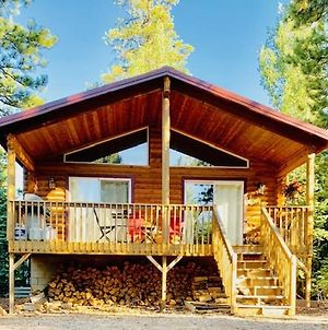 Adventure Awaits 3King Bed,2Bath Log Cabin In Heart Of Duck Creek Village! photos Exterior