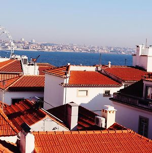 Sea View With Terrace In Historic Old Town, Cascais photos Exterior