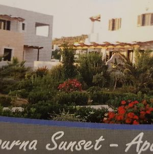 Leros Gourna Sunset - Apartments photos Exterior