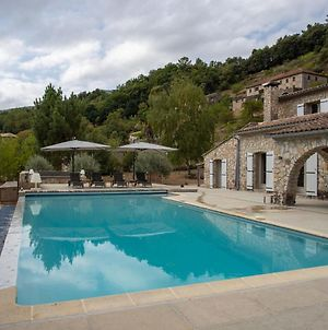Beautiful Villa In The South Of The Ardeche, Ideal For Families With Children photos Exterior