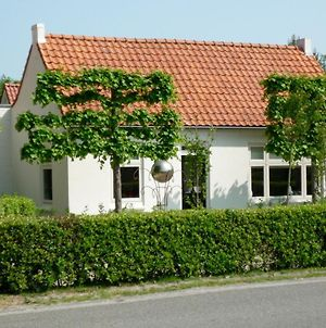 Cosy 4 Person Holiday Home In One Of The Prettiest Spots Of Ouddorp photos Exterior