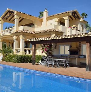 Family Holiday Villa 34121874 With Private Pool Sea View La Quinta Marbella photos Exterior