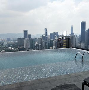 Wow Infinity Pool With Entire Kl View @ Expressionz Kuala Lumpur photos Exterior