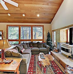 Luxe Cabin By Tahoe Donner Amenities & Ski Resorts Home photos Exterior