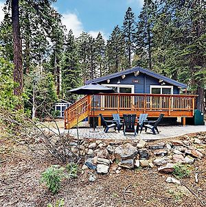 Skyland Hideaway W/ Private Beach By Homewood Slopes Cabin photos Exterior