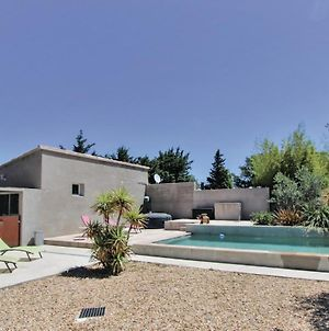 Stunning Home In Montfavet W/ Outdoor Swimming Pool And 3 Bedrooms photos Exterior