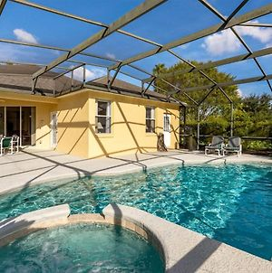 Beautiful 4 Bedroom, 4.5 Bathroom Villa On A Large Corner Lot With South Facing Pool & Spa photos Exterior