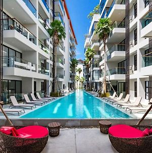 Palmyrah Surin, Modern 1Br With Terrace, 300 Meters To Surin Beach photos Exterior