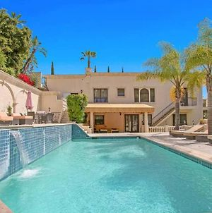 Mediterranean Oasis In The Heart Of Hollywood Hills photos Exterior