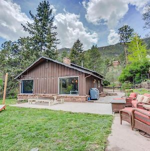 4Br Mountain Getaway Pikes Peak, Dog-Friendly! photos Exterior