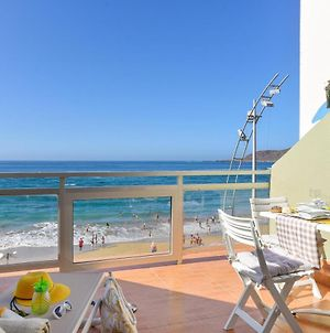 Beachfront Apartment Las Canteras Lm52Yy photos Exterior