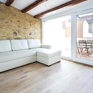 Fully Renovated Penthouse In The Old Palamos Center photos Exterior
