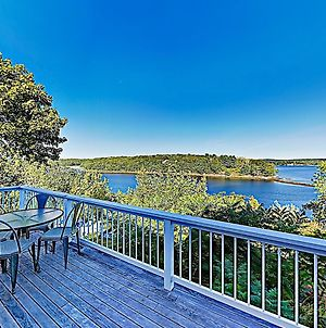 New Listing! Waterfront Retreat W/ Stunning Views Home photos Exterior