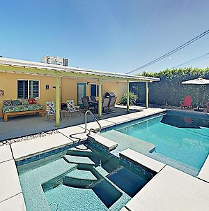 New Listing! Movie Colony Oasis W/ Pool & Spa Home photos Exterior