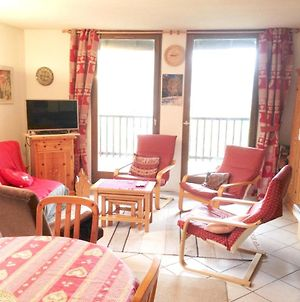 Apartment With 4 Bedrooms In Le Monetier Les Bains With Wonderful Mountain View Furnished Balcony And Wifi photos Exterior